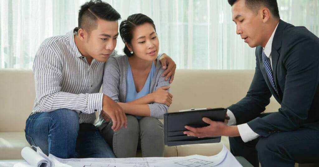 create real estate content